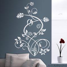 Home Wall Art, Home Art, Fence Art, Wall Drawing, Geometric Wall, Wall Sticker, Wall Design, Wall Murals, Accent Decor