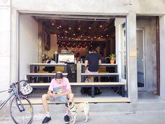 Café OUI MAIS NON sur Jarry   À la mode Montréal - café pour travailler