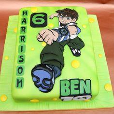 My Ben 10 Cake                                                                                                                                                                                 More