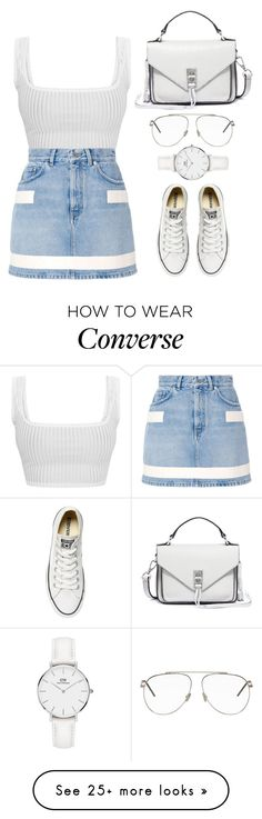 Designer Clothes, Shoes & Bags for Women Chic Outfits, Girl Outfits, Summer Outfits, Fashion Outfits, Tween Fashion, Look Fashion, Womens Fashion, Future Clothes, Outfits With Converse