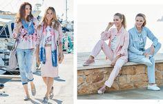 Catálogo ropa Punto Roma: primavera-verano 2018