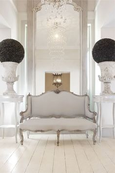 """South Shore Decorating Blog: Another """"No Title"""" Tuesday (but with lots of pretty rooms)"""