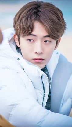 Nam Joo Hyuk - 남주혁 - 南柱赫 Kim Joo Hyuk, Nam Joo Hyuk Lee Sung Kyung, Jong Hyuk, Korean Male Actors, Asian Actors, Nam Joo Hyuk Wallpaper Iphone, Nam Joo Hyuk Weightlifting Fairy, Joon Hyung, Kim Book