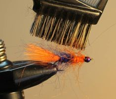 Simply Deadly: Tying the Mohair Leech   Hatch Magazine - Fly Fishing, etc.
