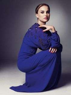 Natalie Portman for Dior Parfum by Alexi Lubomirski