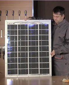 Solar Power : Build Your Own Solar Panels
