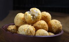 These Brazilian croquettes and fritters are a fried food lover's dream South American Dishes, Latin American Food, Fish And Chips, Recipes Appetizers And Snacks, Seafood Recipes, Chicken Croquettes, B Food, Comida Latina, Fish And Seafood