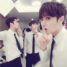 Heo young saeng , kim kyu jong  #ss501 #double s 301