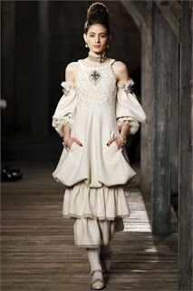 #sfilate #glamour #fashion #moda #chanel
