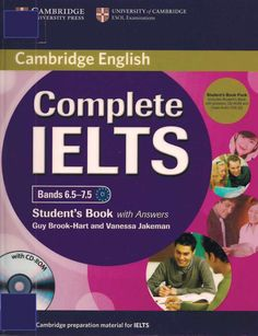 IELTS Test Materials: Complete IELTS Bands 6.5-7.5 Student's Book with Answers with CD-ROM - FREE DOWNLOAD