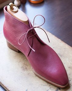 TYE Shoemaker - Japan .... Sumptuous Style
