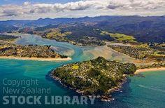 Aerial;Tairua;Coromandel;sandy beaches;bachs;holiday homes;blue sky;blue sea;bush;native forrest;River;boating;bluffs;cliffs;boats;kayaks;kayaking;yacht;yachting;Tokaroa Point