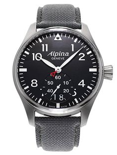 Alpina Montre Homme AL-280B4S6