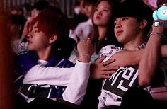BTS Maknae Line (Semi-Hiatus) — tinyheart4kpop: Because VMIN hands are important