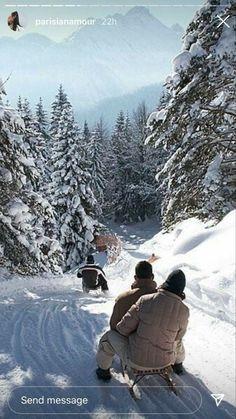 Photo Instagram, Instagram Story, Ski Season, Winter Christmas, Xmas, Winter Time, Hogwarts, Places To Go, Beautiful Places
