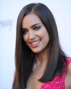 #Stark  Irina Shayk's sleek hair at Cannes