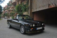 1990 BMW Alpina B3 2.7 Cabriolet 204CV Bmw Alpina, Classic Cars, Vehicles, Vintage Classic Cars, Car, Classic Trucks, Vehicle, Tools