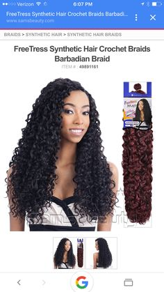 Crochet Braids Queens Ny : 1000+ images about Box Braids ETC... on Pinterest Crochet braids ...