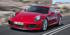 Plug-in Porsche 911 on the drawing board