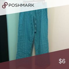 Pants ❗️FINAL SALE, CLEARING CLOSET❗️ Pj pants that are stripped with glitter Old Navy Intimates & Sleepwear Pajamas