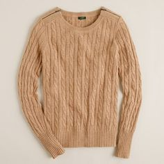 need cable knit sweater