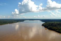 19) The Madeira River is a major waterway in South America, approximately 3,250 km (2,020) miles long and is also the biggest tributary of the Amazon.