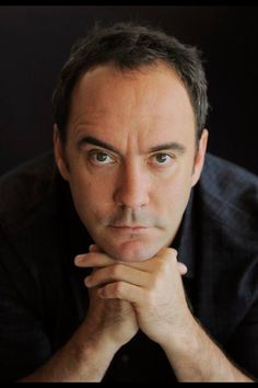 Dave Matthews of the Dave Matthews band
