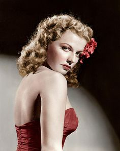 """Clara Lou """"Ann"""" Sheridan (February 1915 – January was an American actress and singer. Old Hollywood Stars, Hollywood Icons, Old Hollywood Glamour, Golden Age Of Hollywood, Vintage Hollywood, Hollywood Actresses, Classic Hollywood, Hollywood Glamour Photography, Retro Photography"""
