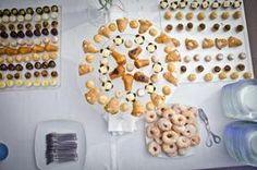 Il buffet dei dolci. Irresistibile!