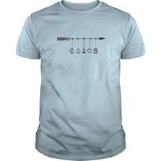 0b497a03b9 (Tshirt Awesome Sale) Arrow love (Tshirt Legen) Hoodies, Funny Tee Shirts