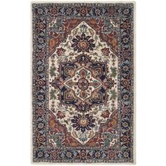 Safavieh Heritage HG163A Blue Area Rug  http://www.arearugstyles.com/safavieh-heritage-hg163a-blue-area-rug.html