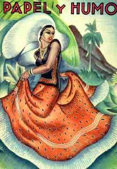 Tehuantepec dancer