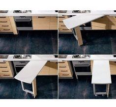 выдвижной стол на кухне: 18 тыс изображений найдено в Яндекс.Картинках