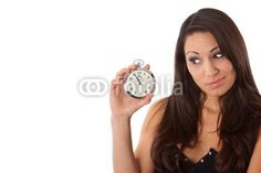 Young woman is worried about deadline approaching and a delay. Time Is Money, Young Women, Woman, Money, Guys
