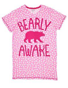 Hatley Women S One Size Pj Sleepshirt Night Mares Mother 39 S