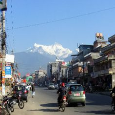 One of my favorite places on this big, beautiful earth - Pokhara, Nepal