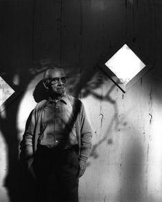 Manuel Alvarez Bravo, New York, 1987