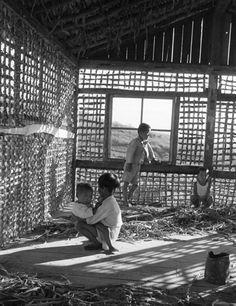 Photograph by Michael Rougier. Korea, September 1951.