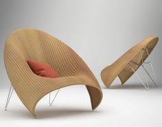 3D Janus et cie Anda Chair
