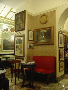 Caffè Greco, Roma