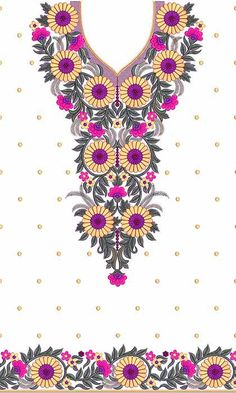 This Design Also use as Dresses for Teenagers, This is Cute Casual Summer Dresses Embroidery Neck Designs, Embroidery Dress, Embroidery Patterns, Eid Crafts, Ramadan Crafts, Eid Stickers, Arabic Design, Islamic Gifts, Eid Envelopes