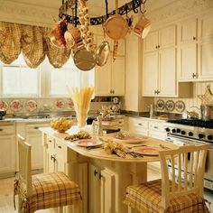 farmhouse kitchen #heirloomheaven