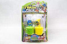 Śmieciaki Trash Pack 2 pak w kontenerach