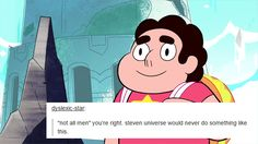 "snartdonyx: "" "" steven universe + text posts ↳ 1 / ? "" """