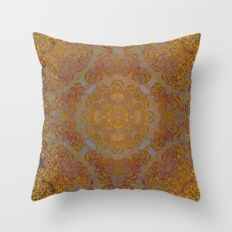 Magic 2 Throw Pillow