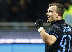 Inter - Sampdoria Tim Cup 2014 2015 - ottavi di finale - #Shaqiri