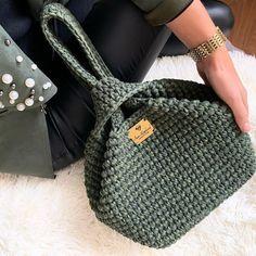 Crochet Market Bag, Crochet Tote, Crochet Shoes, Crochet Handbags, Crochet Purses, Diy Crochet, Knitting Terms, Knitting Stitches, Crochet Bag Tutorials