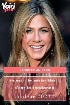 Sur Instagram, Jennifer Aniston s'est affichée plus radieuse que jamais, en arborant un superbe balayage blond. Une coloration pile dans la tendance ! On vous en dit plus sur voici.fr Jennifer Lawrence, Jennifer Aniston, Hailey Baldwin, Cheveux Ternes, Balayage Blond, Dit, Voici, Instagram, Blonde Highlights