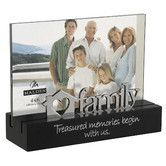 Found it at Wayfair - Desktop Expressions Family Picture Frame