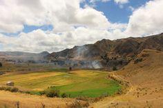 Les Andes, autour de Quilotoa 2